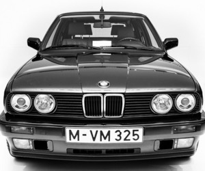 b&w, bmw, and car image