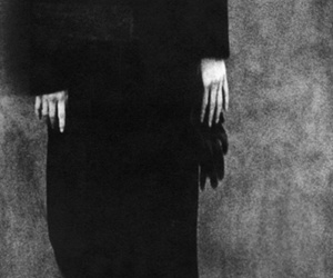 Nosferatu, tall, and slenderman image