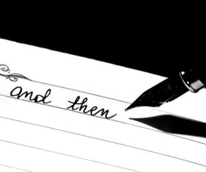 fountain pen and writing image