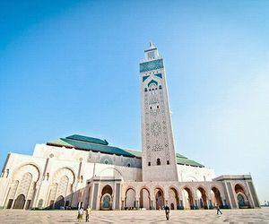 Casablanca, islam, and mosque image