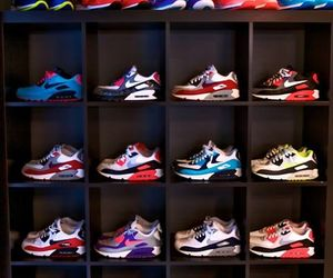 air max, colorful, and dope image