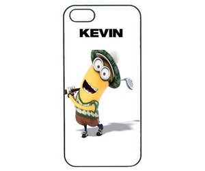 minions, iphone cases, and despicable me image