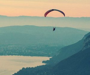 beautiful, photography, and Flying image