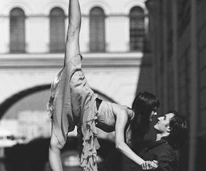 kiss, love, and ballet image