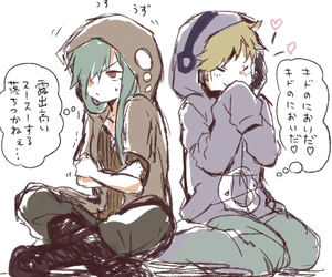 kano, kido, and kagerou project image