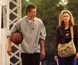 lucas, lucas scott, and one tree hill image