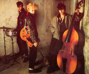 80's, rock, and rockabilly image