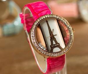 watch, accessories, and paris image