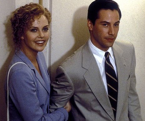 the devil's advocate, 90s, and couple image