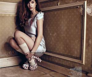 barbara palvin, model, and shoes image