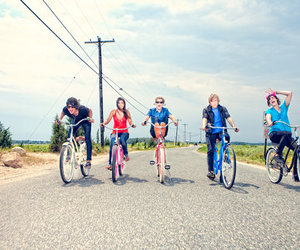 the summer set and bike image