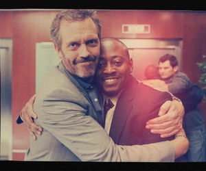 house md and house image