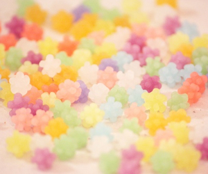 candy, confetti, and japanese image
