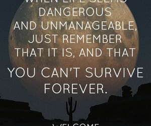 quote, welcome to night vale, and wtnv image