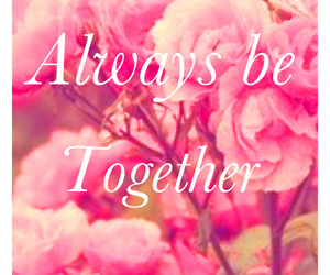love, always, and together image