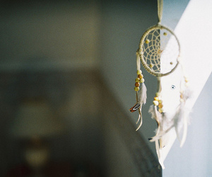 photography, vintage, and dream catcher image