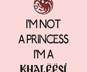 khaleesi and princess image