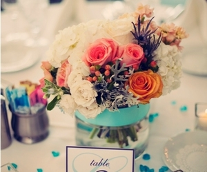 bohemian, bright, and centerpiece image