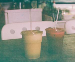 drink, indie, and vintage image