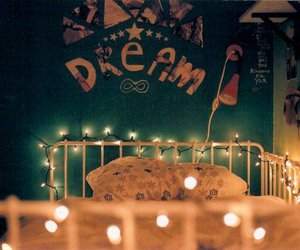 Dream, light, and room image