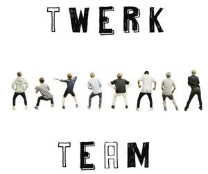 exo, twerk, and kpop image