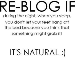 reblog and text image