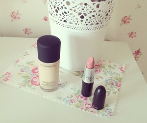 mac, pink, and rosy image