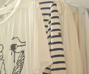 clothes, stripes, and wardrobe image