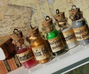 harry potter, potion, and harry image