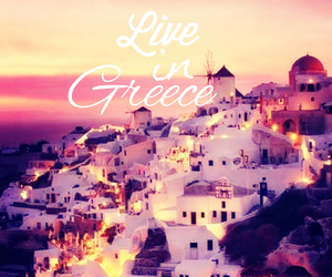 Greece, in, and live image