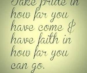 have faith and take pride image
