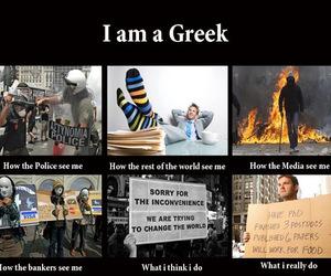greek and Greece image