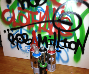 colorful, dope, and graff image