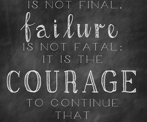 quotes, courage, and success image