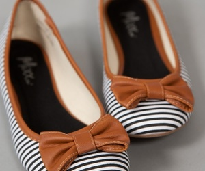 shoes, flats, and pretty image