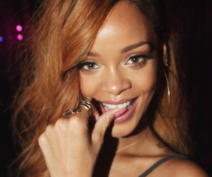 rihanna, riri, and smile image