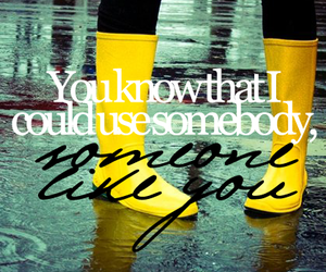 boots, text, and yellow image