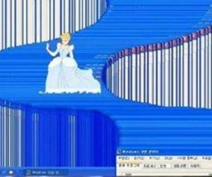 cinderella, computer, and funny image
