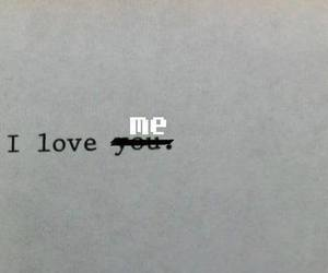 love, funny, and me image