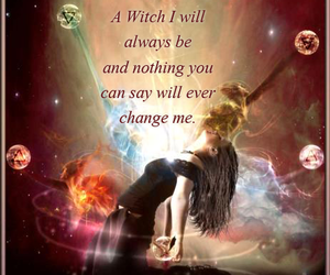 energy, nature, and witch image