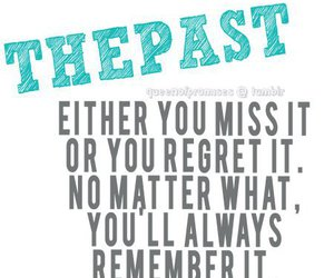 black and white, quotes, and regret image