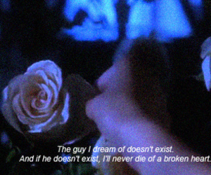 broken heart, Practical Magic, and quote image