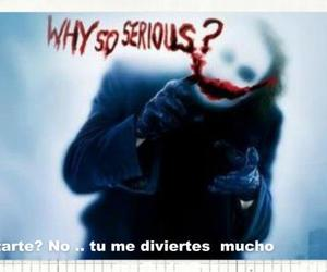 why so serious and wason image