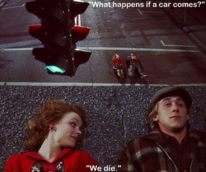 movie, text, and the notebook image