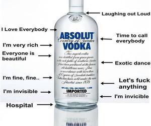 vodka and drink image