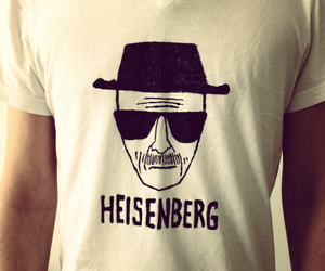 breaking bad, tshirt, and tv show image