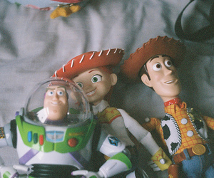 buzz, disney, and toy story image