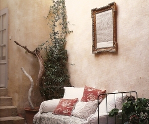 charm, rustic, and courtyard image