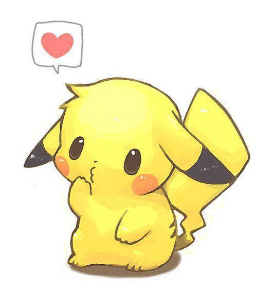 72 Pikachu Drawing Tumblr On We Heart It