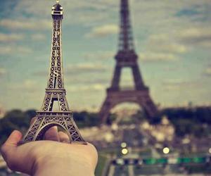 beautiful, eiffel, and eiffel tower image